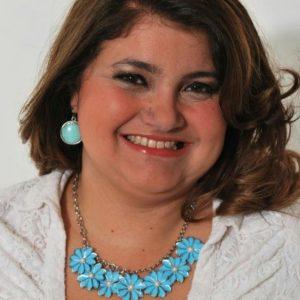 Marcela Elizabeth é vice-presidente da Associação Brasileira de Plus Size - ABPS