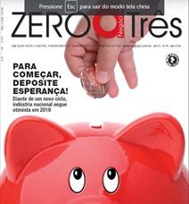 Akira Nagata, presidente da Abiesv, é fonte em reportagem na revista  'Zero a Três Negócios'