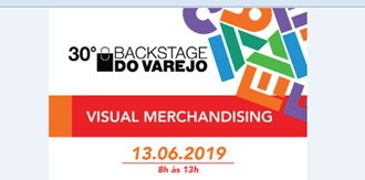 Renomados especialistas estarão no encontro sobre Visual Merchandising: dia 13.06