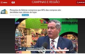 Presidente da Abiesv dá dicas de Visual Merchandising na TV Globo