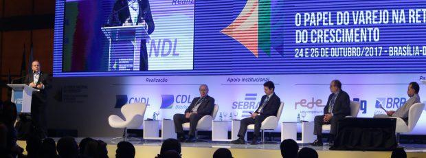 Presidente da Abiesv palestrará no IV Fórum Nacional do Comércio