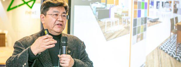 Julio Takano, CEO da Kawahara & Takano Retailing, palestrará sobre Arquitetura de Negócios, na Euroshop 2020
