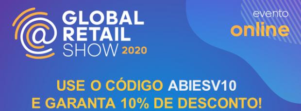 ABIESV apoia o Global Retail, que reunirá líderes do varejo e consumo no mundo