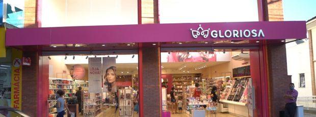 Gloriosa Cosméticos, reinaugurada com projeto da KT Retailing, aumentou em 50% a quantidade de itens vendidos
