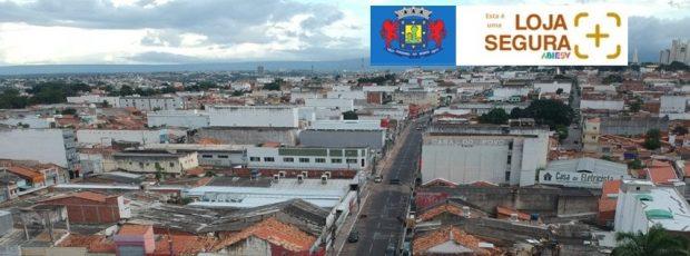 Cartilha Loja + Segura da ABIESV ajuda empresários de cidade do Ceará a seguirem protocolos de saúde