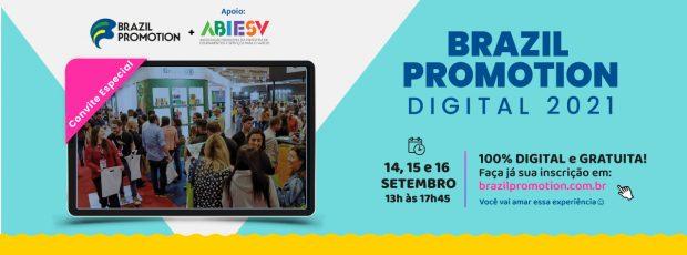 Mesa-redonda sobre o cenário do marketing promocional reunirá nomes internacionais na Brazil Promotion
